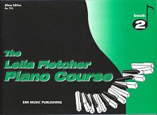 THE LEILA FLETCHER PIANO COURSE - BOOK 2