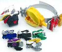 BANDAI POWER RANGER DX RYUSOUL CHANGER & BUCKLE Henshin Cosplay Hero Belt JAPAN