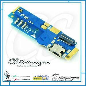 FLAT DOCK CONNETTORE RICARICA MICROFONO PER ASUS ZENFONE MAX ZC550KL Z010D