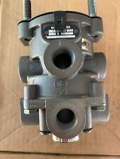 Wabco Air Brake Valve - Foot Brake Valve -  P/N's: 461 332 008 0, BV 550 030
