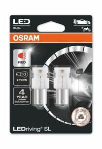 OSRAM 7506DRP-02B no ECE Luz de freno LEDriving SL P21W