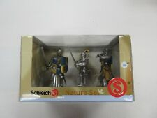 SCHLEICH NATURE SET OF 3 DIFFERENT FIGURES SEALED