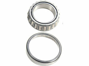 For 1996-2019 Chevrolet Express 3500 Wheel Bearing Rear Outer Centric 61634GN