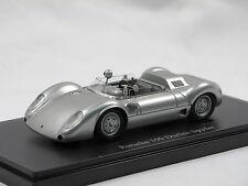 AutoCult Models 07007, 1959 Porsche 550 Durlite Spyder 1/43 Limited Edition