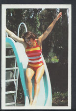 A Question of Sport 1986 Game Card - Mary.T.Meagher - Swimming (T554)