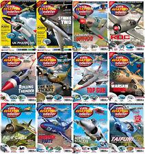 150+ Scale Aviation Modeller International Magazine's *1995-2019* (2 DVD) Pdf's