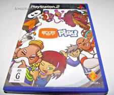 Eye Toy Eyetoy: Play PS2 PAL *Complete*