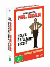 NEW Mr Bean : Bean's Brilliant Boxset DVD Free Shipping