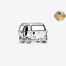 Camper Van Charm For  Bracelet, Birthday Gift And Mothers Day Gift