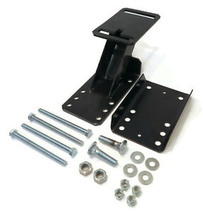 Spare Tire Wheel Mount Kit, Heavy Duty Bracket / Carrier for 6 & 8 Lugs, 27021