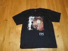 Vtg JA RULE The Last Temptation Murder Inc Records Graphic T-Shirt Mens Lg Rap