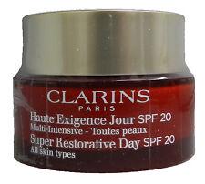 Clarins Super Restorative Day Cream SPF 20 1.7 Ounce