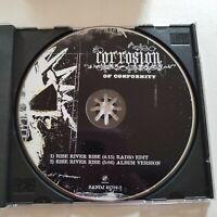 Rise River Rise by Corrosion of Conformity Single Promo CD Sanctuary Records