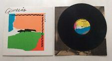 GENESIS. ABACAB VINYL LP RECORD. CHARISMA UK 1981