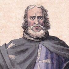 De Villiers de L'Isle-Adam Chevalier Ordre Hospitaliers Saint Jean de Jérusalem