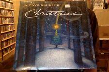 A Dave Brubeck Christmas LP sealed vinyl