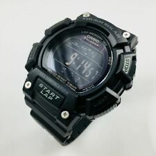 Men's Casio Digital Black Tough Solar Watch STLS110H-1B2