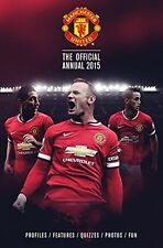 Official Manchester United FC 2015 Annual (Annuals 2015),Grange Communications