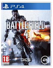 PS4-Battlefield 4 /PS4 (UK IMPORT) GAME NEW