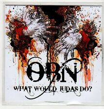 (EV632) OBN, What Would Judas Do? - DJ CD