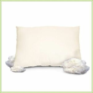 Dog Bed Cushion Insert Spare Cotton Luxury Wool Filling Small, Medium or Large