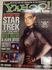 Yahoo Magazine Star Trek On The Net December 1997 042617nonr2