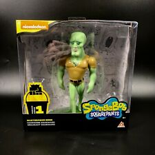 Spongebob Squarepants Masterpiece Meme Figure Handsome Squidward MIB Squid Ward