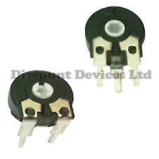 All Horizontal Vertical  Preset Trimmer Variable PCB Potentiometer Resistor