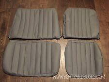 Vw Splitscreen bus camper van 1963 to 1967 Front Cab Seat Covers - Easy fit