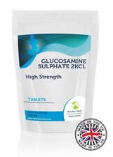 Glucosamine Sulphate 2KCL- 1000mg Health Supplement 30 Tablets Pills Nutrients