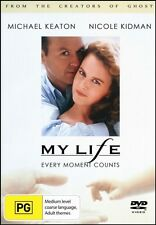 MY LIFE (Nicole KIDMAN - Michael KEATON) Drama Film DVD (NEW SEALED) Region 4