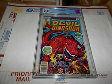 DEVIL DINOSAUR #1 CGC 9.8 (WHITE PAGES) COMBINED SHIPPING AVAILABLE