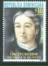 Dominican Republic 2001 - Seamstress of first Dominican Flag - Sc 1376 MNH