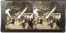 Keystone Stereoview of Processing Sugar Beets in CANADA from the 1930's T600 Set