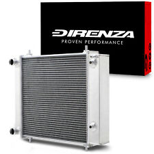 DIRENZA 50mm ALLOY RADIATOR RAD FOR LAND ROVER DISCOVERY DEFENDER 300 2.5 TDI