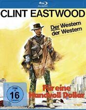 Für eine Handvoll Dollar [Blu-ray] Clint Eastwood * NEU & OVP *