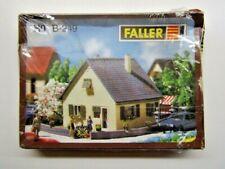 Faller HO Scale Model Railway Siedlerhaus - Chalet Model Kit - New - Kit # B-249