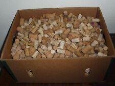 (0,05€/Stk.) 1300 alte Wein Korken Kork Basteln verschiedene Sorten gebraucht