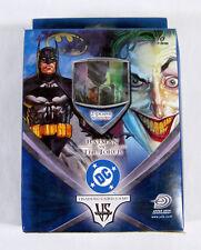 Upper Deck Batman vs The Joker DC Starter Set Box Trading Card Game