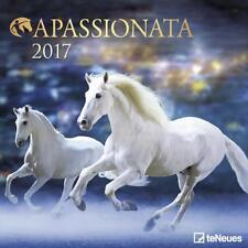 CALENDRIER 2017 - APASSIONATA - 30 x 30 cm
