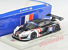 NUEVO 1/43 Spark sf092 RENAULT rs.01, GT TOUR 2015 , #88