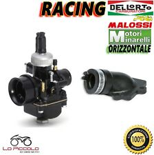 CARBURATORE DELL'ORTO PHBG 21 RACE + COLLETTORE MALOSSI MALAGUTI F12-PHANTOM 50