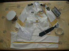 Obsolete 07's series China PLA Navy Honour Guard Man Officer Uniform,Set