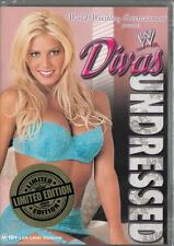 DIVAS UNDRESSED - NEW & SEALED REGION 4 DVD - FREE LOCAL POST