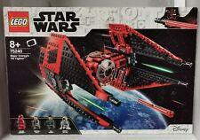 Lego Star Wars TM Tie Fighter de Major Vonreg 75240