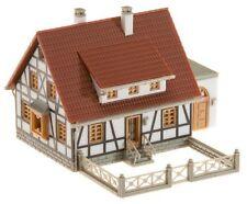 Faller 232215 - modellismo Casa con Intelaiatura a Traliccio e Garage S339680