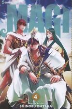 Magi: The Labyrinth of Magic, Vol. 4 (Paperback or Softback)