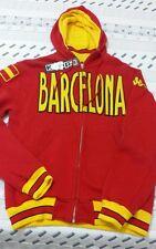 Felpa robe di kappa Barcellona giacca sweatshirt jacket original size Large