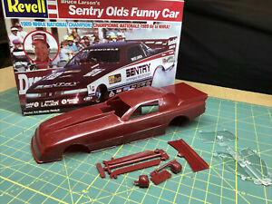 Olds Cutlass Funny Car HARD Body Slot Car? 1:24 Search LBR Model Parts 4 MORE
