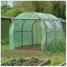 Gardman Polytunnel with Reinforced Cover and Windows (7624)